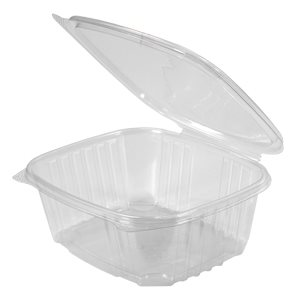 Crystal Seal 32 OZ w / flat lid MIMA (200 / case)