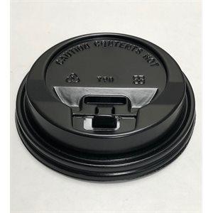 Plastic Dome Lid For PHC 10-16 Oz Mi-Ma (1000 / cs)
