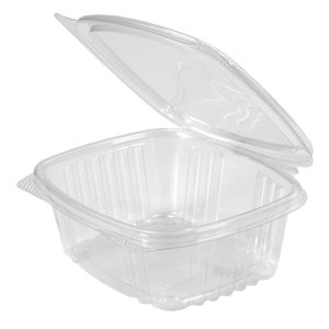 Crystal Seal 12 OZ w / flat lid (200 / case)