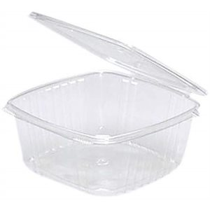 Crystal Seal 64OZ w / flat lid (200 / case)