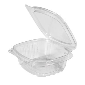 Crystal Seal 4 OZ w / flat lid (400 / case)