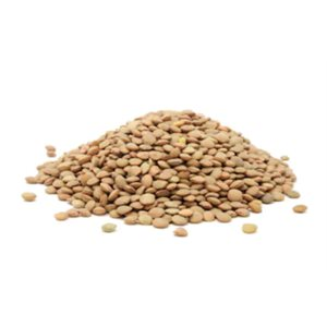 Lentils Dry Brown (55 LB / Bag)