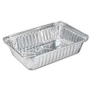 Aluminum 1-1 / 2 LB-Shallow Oblong (500 / cs)