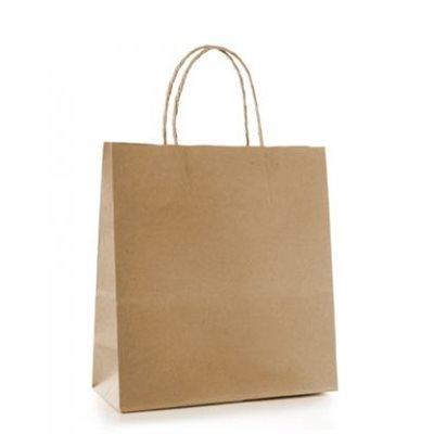 Paper Handle Bag 13''x7''x13''