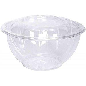 Salad Bowl Clear 48 Oz (150 Combo / cs)