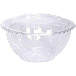 Salad Bowl Clear 18 Oz (150 Combo / cs)