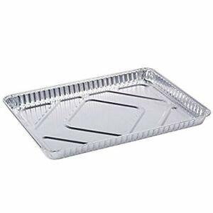 Aluminum 1 / 2 Size Sheet Cake 100 / cs (Mi-Ma Pack)